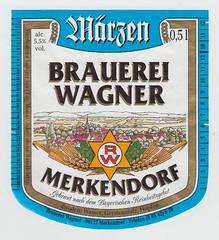 Brauerei Wagner Merkendorf, Märzen