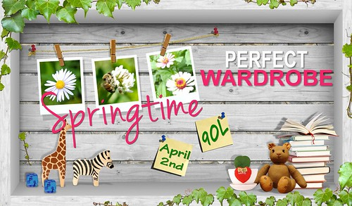Perfect Wardrobe Springtime
