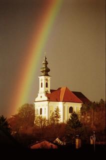Kirche Wolfpassing/Hochleithen
