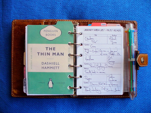 My 'Books' tab (side2)
