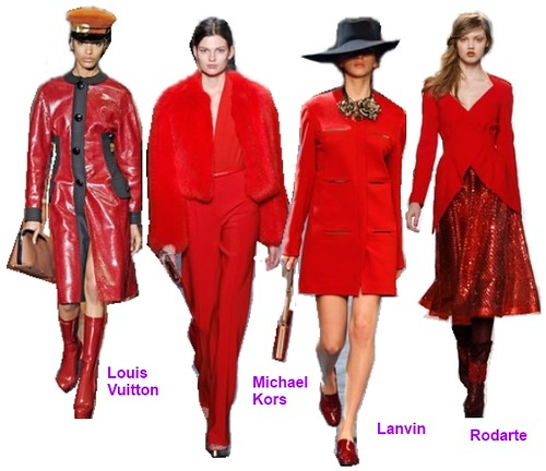 Rouge Red Coats