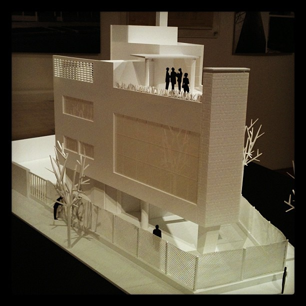 Maqueta casa estudio por max cetto flickr photo sharing - Maqueta casa up ...