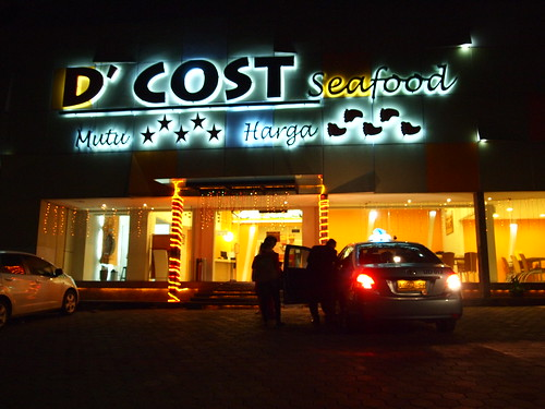 D' Cost Seafood!