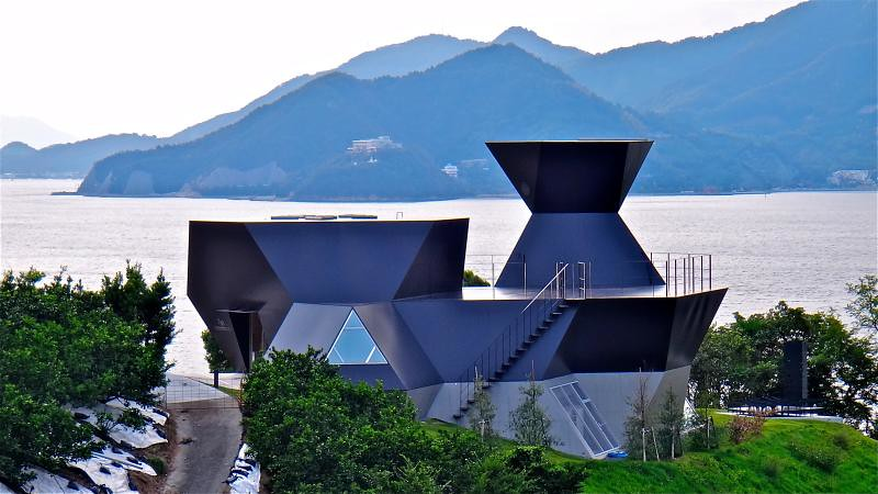 今治市伊東豊雄建築ミュージアム, TIMA, Toyo Ito Museum of Architecture, Imabari, Japan