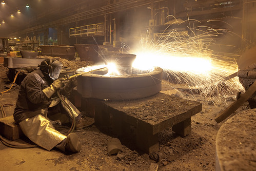 Foundry Worker at Falk