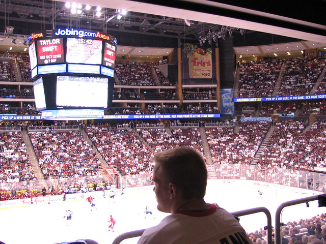 phoenix coyotes arena v - photo #43