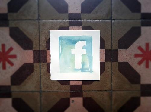 facebook fan page.