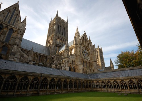 Lincoln Cathedral & Cloisters