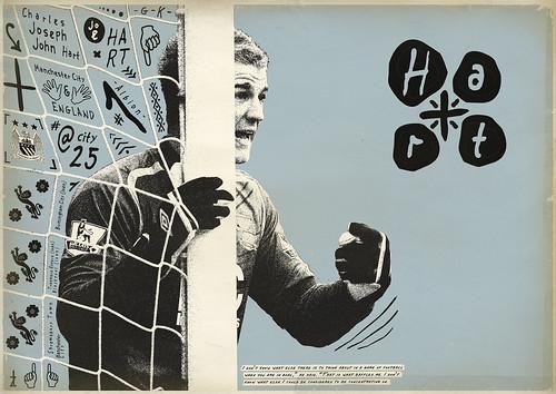 Joe Hart - the Goalkeeper