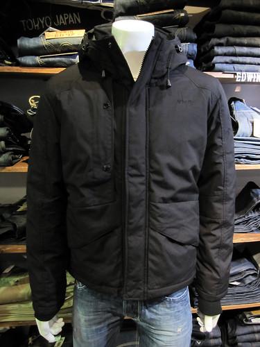 Schott Hoodie Jacket