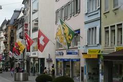 Monopoly Suisse en photo - Rennweg, Zürich