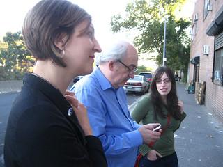 Jessica, Julius and Chloe