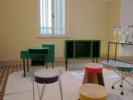 עדי זפרן וייסלר, ירוק עד, מתוך התערוכה