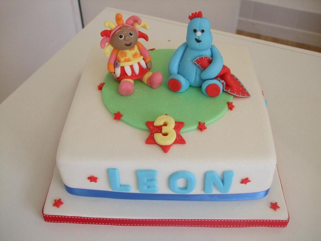 Teddy Bear Birthday Cake Tesco