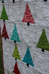 Close up of quilting 2