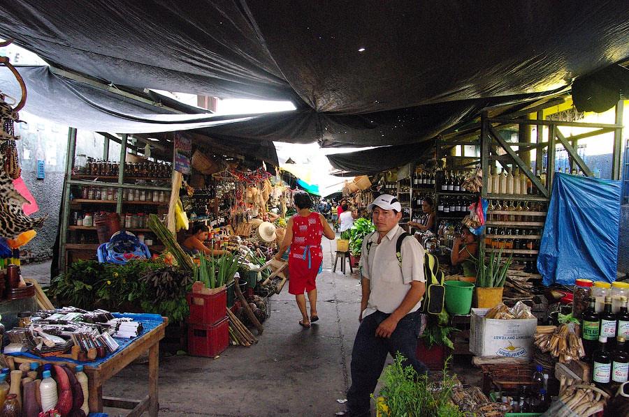 Рынок Белен, Икитос, Икитос, Перу