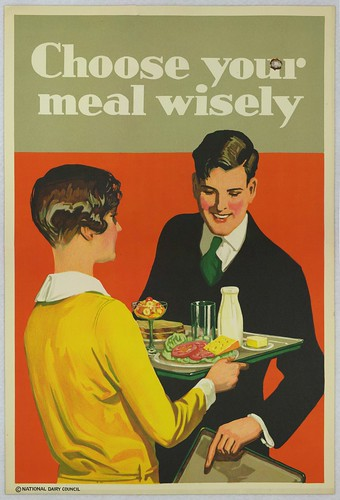 Choose your meal wisely