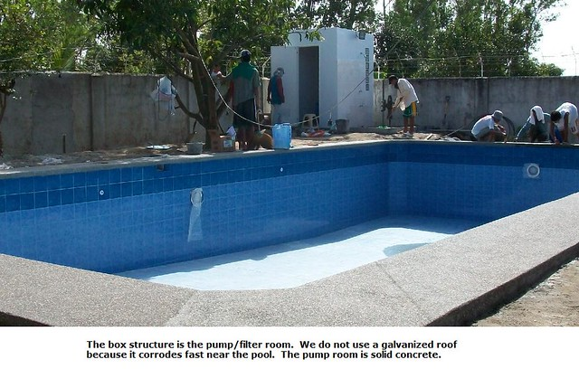 Philippines swimming pool flickr photo sharing - Swimming pool construction cost in hyderabad ...