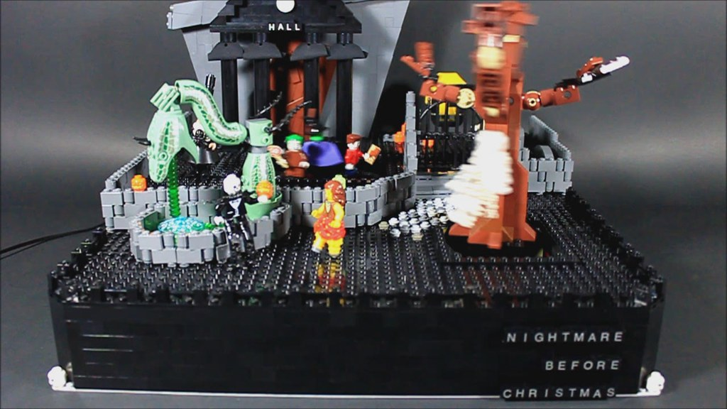 The Nightmare Before Christmas in Lego by Evildead.mp4 - a photo on ...