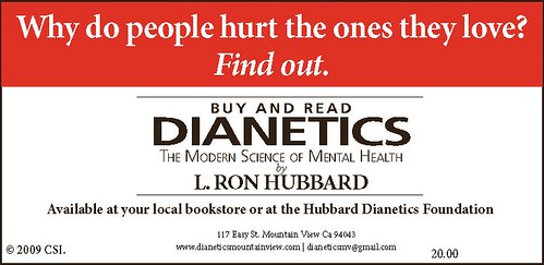 Dianetics_Why do people hurt the ones they love