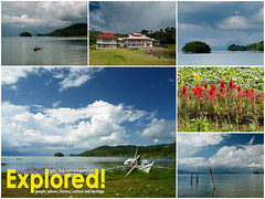 Enchanting Lake Mainit