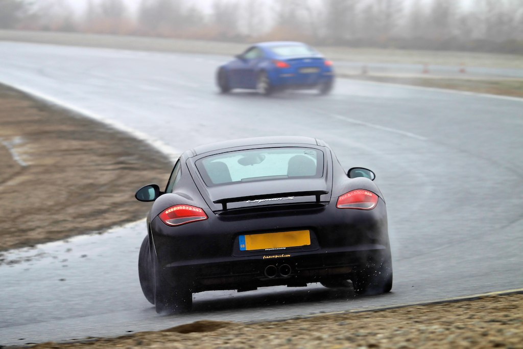 Cayman S Trackday car and Mods? - Page 1 - Porsche General - PistonHeads