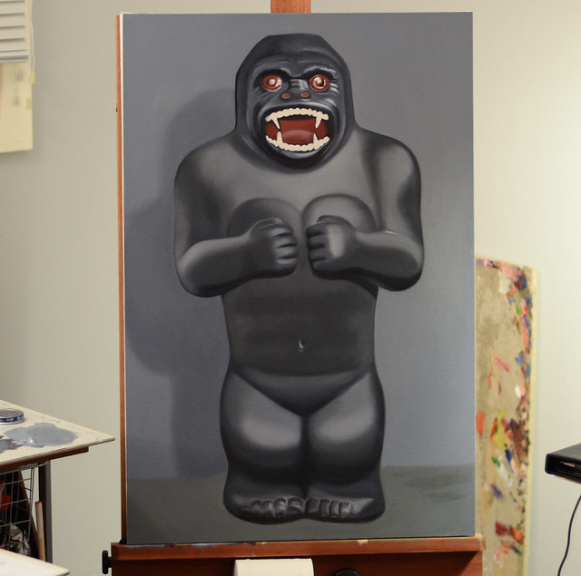 King Kong - In Progress