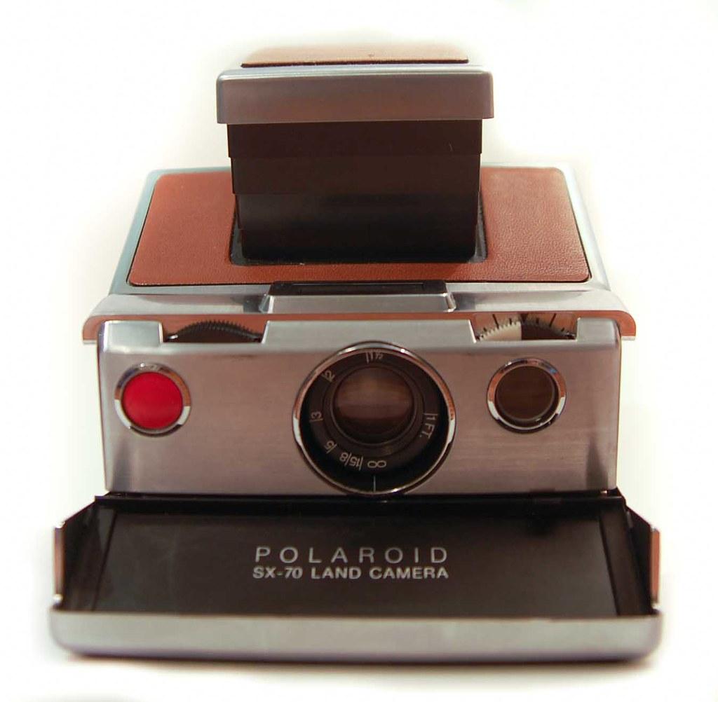 No ties management models deimante guobyte - Polaroid Sx 70