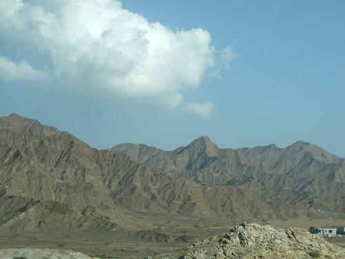 Hajjar Mountains