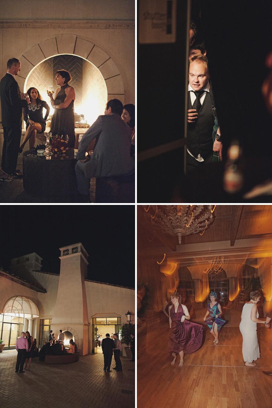Pelican hill wedding reception photos 0154
