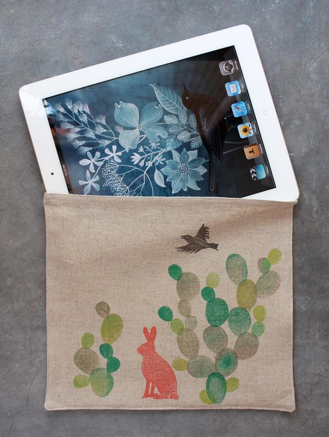 iPad cozy