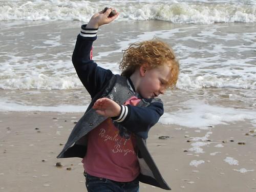 ginger skipping stones