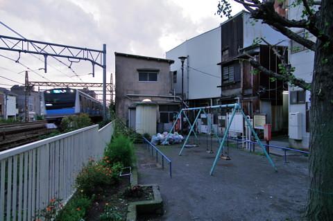 大森柳本通り商店街