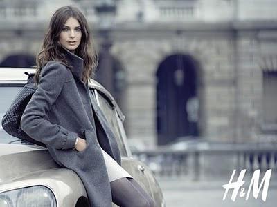 Daria-Werbowy-para-H&M