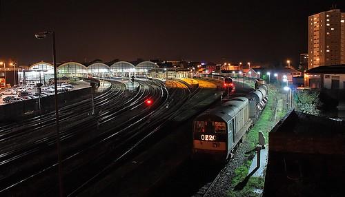 20189 20096 class20 hull paragon night rhtt watercannon diesel locomotive railways trains sydyoung sydpix