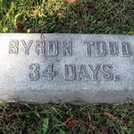 Byron Todd, 34 Days