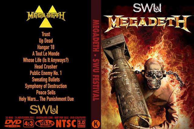 Megadeth - SWU Festival