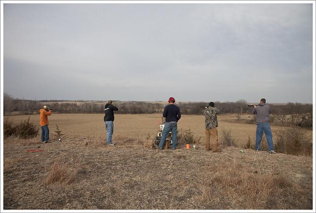 Skeet Shooting 2011-11-25 4