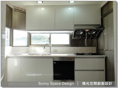 廚房設計-基隆堵南街陳小姐廚具-陽光空間廚衛設計05