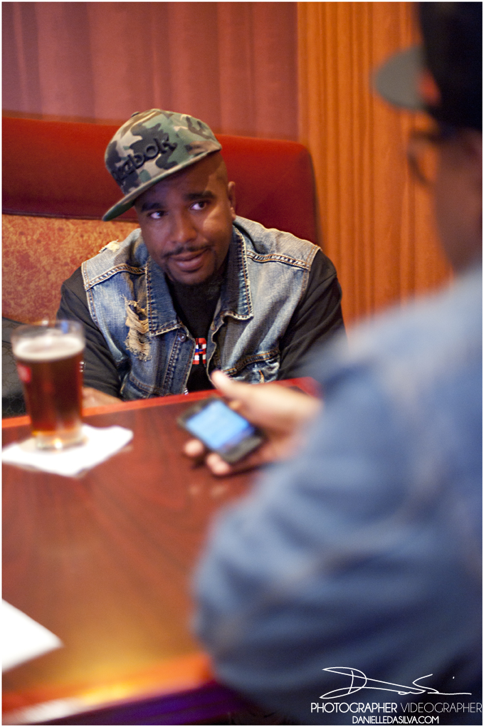 N.O.R.E. Interview with The Come Up Show