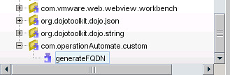 vCenter Orchestrator: Operation Automate - Part 4 - generateFQDN