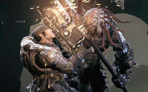 Gears of War 3 Game Update Now Out on XBL