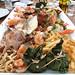 Seafood Feast at Tulum Beach - Riviera Maya, Mexico