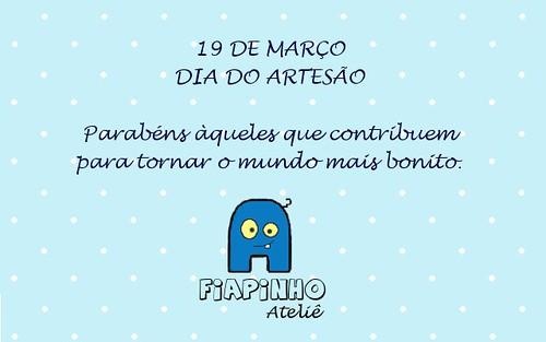 Dia do Artesão by Fiapinho Ateliê