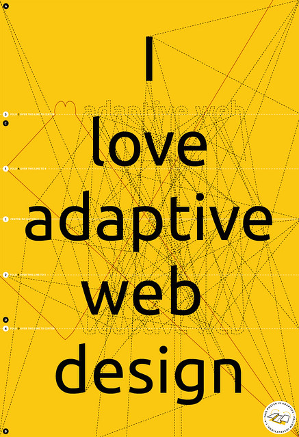 Adaptive Poster