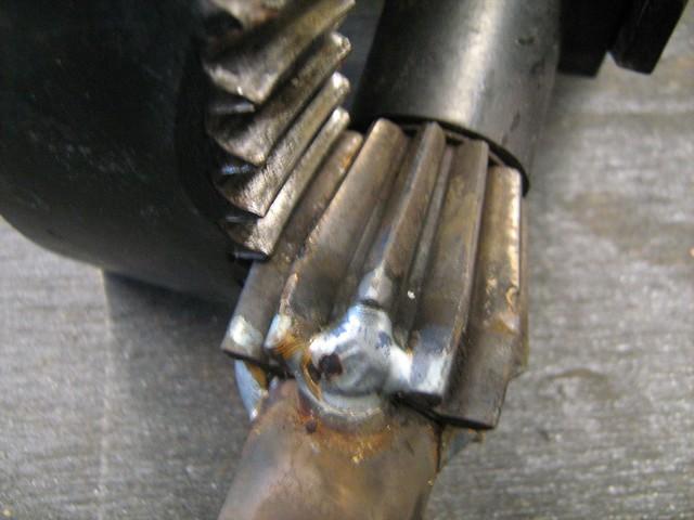 Gt6000 Craftsman Tractor Steering Parts : Gt steering column failure mytractorforum the