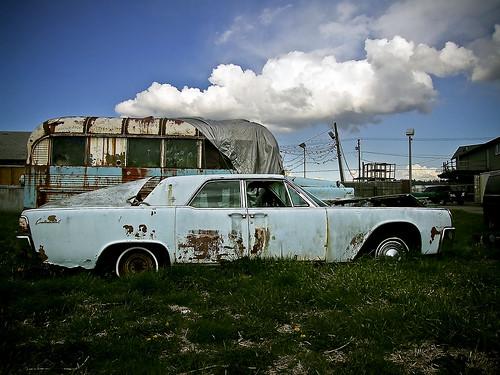 1962 Lincoln Continental - Hagens Auto Parts