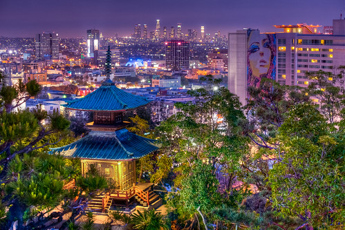 Yamashiro Hollywood CA