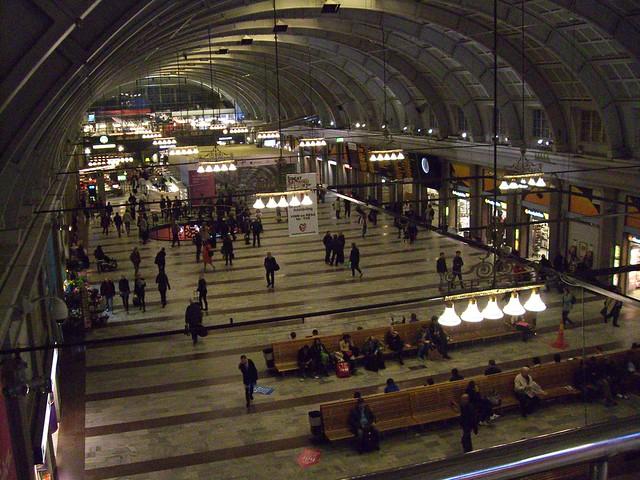 Stockholmer Bahnhof