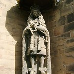 Statue of King Charles II, Lichfield Cathedral